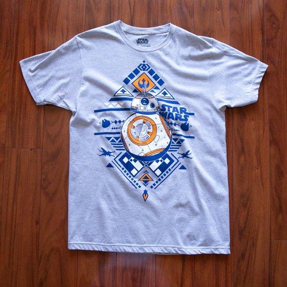 Fifth Sun Star Wars BB8 Droid T-Shirt